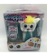 new Little Live Pets Wrapples Interactive Slap Band Bracelet White Una Y... - $17.64