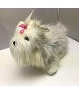 "Ty Classic Foofie White Maltese Puppy Dog Plush Stuffed Animal Toy 12"" - $39.99"
