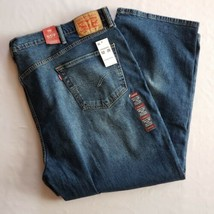 Levi's 559 Homme Jeans Bleu 52 x 29 Décontractée Droit Neuf - $40.49