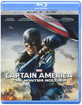 Captain America: The Winter Soldier (Blu-ray + 3D Blu-ray)
