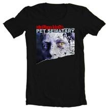 Pet semetary stephen king retro 80s horror movie t shirt for sale online store thumb200
