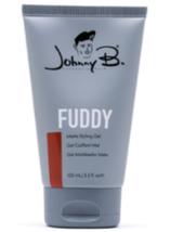Johnny B Fuddy Matte Styling Gel,  3.3oz