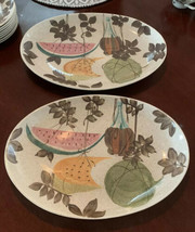 Red Wing Pottery Tampico Pattern Serving Platter, 2 Available Priced Sep... - $39.55