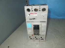 Siemens FXD63B200 Type: FXD6-A 200A 3p 600V Sentron Breaker Tested Used - $700.00