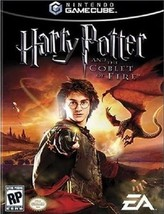 Harry Potter: Goblet of Fire (Nintendo GameCube, 2005) Ships within 12 h... - $6.92