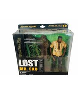 Mr Eko Lost Mcfarlane toy Action Figure NIB box Sound Clip TV show 23rd ... - $59.35