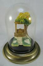 Goebel1989 KINDER WAY & THE SOLITAIRE Glass Dome 949-D Olszewski Handcr... - $180.00