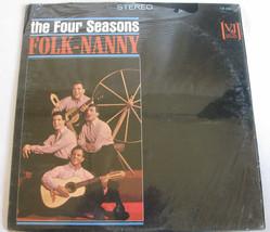 Four Seasons Folk Nanny Vee Jay VJ LP 1082 Stereo Sealed ULTRA RARE PROMO COPY image 1