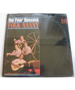 Four Seasons Folk Nanny Vee Jay VJ LP 1082 Stereo Sealed ULTRA RARE PROM... - $74.99