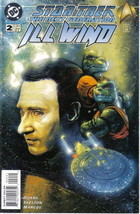 Star Trek: The Next Generation Ill Wind Comic Book #2, Dc 1995 Near Mint Unread - $2.99