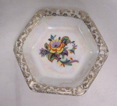 R&S Germany Floral China Plate Dish - $14.85