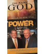 2 DVDs Power For Life Gordon Robertson 700 Club - $6.00