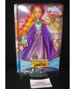 "DC Super Hero girls Starfire Interglactic Gala Mattel 12"" doll action fi... - $30.38"