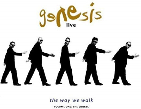 Way We Walk by Genesis Cd