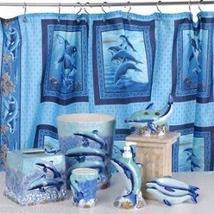 Popular Bath Dolphin Fabric Shower Curtain - $24.99
