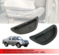 Gray Seat Adjust Handle For Nissan Frontier Navara D22 1997 - 2004 - $12.70