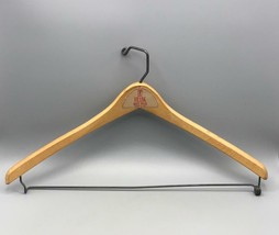 Vintage Franks Uomo Abbigliamento Pittsburgh Forcella Legno Supporto Adv... - $38.12