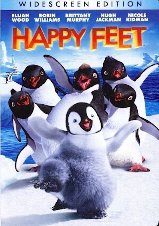 Happy Feet (DVD, 2007, Widescreen)