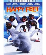 Happy Feet (DVD, 2007, Widescreen) - $11.90 CAD