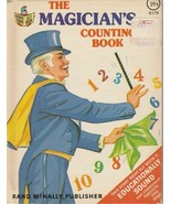 The Magician's Counting Book 1973 Start Right Elf Book Dorothy Grider - $5.93