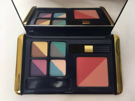 Vintage Estee Lauder Pressed Satin Eye Shadow & Tender Blusher Palette B... - $35.41
