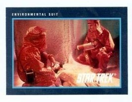 Star Trek card #297 Environmental Suit - $3.00