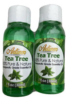 Artizen Tea Tree Essential Oil 100% PURE & NATURAL UNDILUTED 1oz Lot Of ... - $20.69