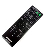 Sony AV SYSTEM RM-ADU138 Remote Control For DAV-TZ140 HBD-TZ140 SS-CT121 SS-TS12 - $19.99