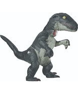 Rubies Jurassic World Velociraptor Inflatable Adult Halloween Costume 82... - $89.99