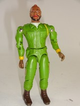 "VTG 1984 Mr. T BA Baracus A-Team Cannell Productions 3.75"" G.I. Joe Size AUC#1 - $10.66"