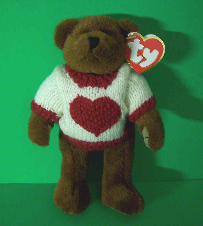 Ty Attic Treasure Casanova The Bear