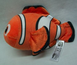 "Walt Disney Finding Nemo VERY CUTE SOFT NEMO FISH 6"" Plush STUFFED ANIMA... - $16.34"