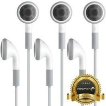Fosmon 3x 3.5mm Headphone Earbud w/ Mic For HTC 10 Perfume One A9 M9 M9+ M8 M7 - $24.72