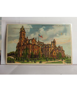 HTL28 University of Pennsylvania Hold to Light Divided Back Postcard Posted 1907 - $13.82