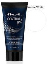 IBD LED/UV Control Gel - Intense White,   2 oz