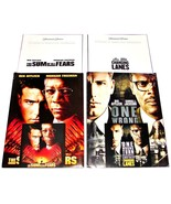 2 BEN AFFLECK Movie PRESS KITS SUM OF ALL FEARS & CHANGING LANES Samuel ... - $17.99