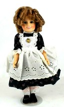 Vintage 1982 Ideal Shirley Temple Doll 12 Inch w/Metal Stand - $15.96