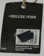 Modern Home Products UFO Deluxe Grilling Fork Color Black image 4