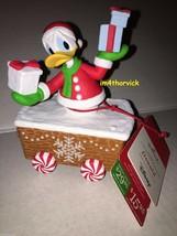 Hallmark 2016 Wireless Disney Christmas Express Donald Duck - $59.99