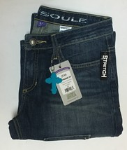 Women's Gypsy Soule Boyfriend Blue Jeans Jess Stretch Sz 28, 30, 34 Waist image 6
