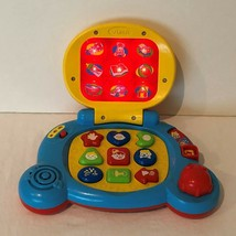 Vtech Baby Learning Laptop Computer My First PC Lights Educational Toddler Toy  - $9.99
