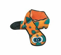 Outward Hound Invincibles Snake Stuffingless Plush Dog Toy - £11.45 GBP
