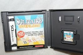 Solitaire Overload (Nintendo DS, 2007) #2 - $6.00