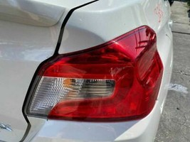 Passenger Right Rear Tail Light Tail Lamp 2018 18 Subaru WRX 1/4 Mounted - $215.82