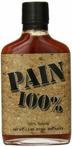 PAIN 100% Hot Sauce, 7.5oz.By Spicin Foods - $9.49