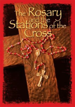The Rosary Including the Mysteries of Light and the Stations of the Cross - DVD