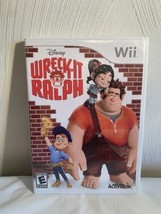 Wreck-It Ralph (Nintendo Wii, 2012) Complete Tested - $12.86