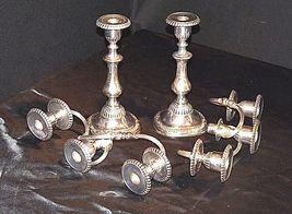 Candelabra Vintage  Candlestick Holders AA18-1056 image 7