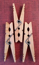 Kevin's Quality Clothespins Set of 30 Lifetime Guarantee - $80.00