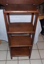 Pine 4 Tier Bookshelf / Shelf - $249.00